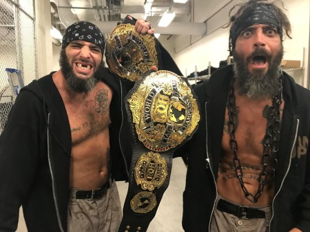 The Briscoes (Photo by Ring of Honor Wrestling)