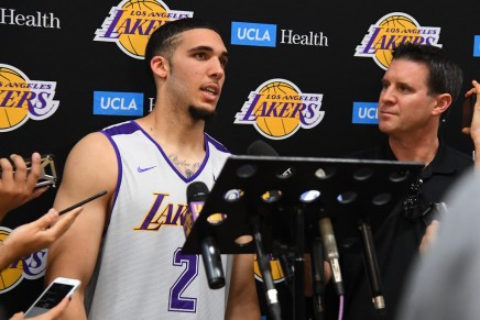 Middle Son LiAngelo Ball goes undrafted