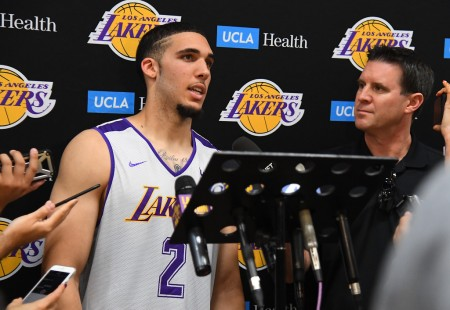 Middle Son LiAngelo Ball goes undrafted   The Capital Sports Report