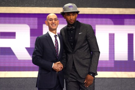 Bagley gets his wish: Drafted by Kings