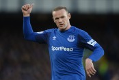 Wayne Rooney playing for Everton (Getty Images)