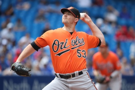O's Britton traded within Division to the Yankees