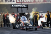 Leah Pritchett 2018 Action Photo (Photo by the NHRA)