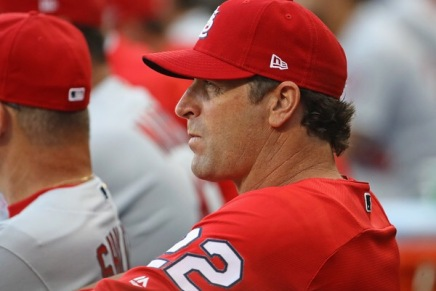 Cardinals dismiss Matheny, twocoaches