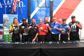 Don Schumacher, seven drivers pledge to donate their brain for concussion research after their death (Photo by Auto Imagery)