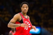 DeMar DeRozan is seen here as a member of the Toronto Raptors (Getty Images)