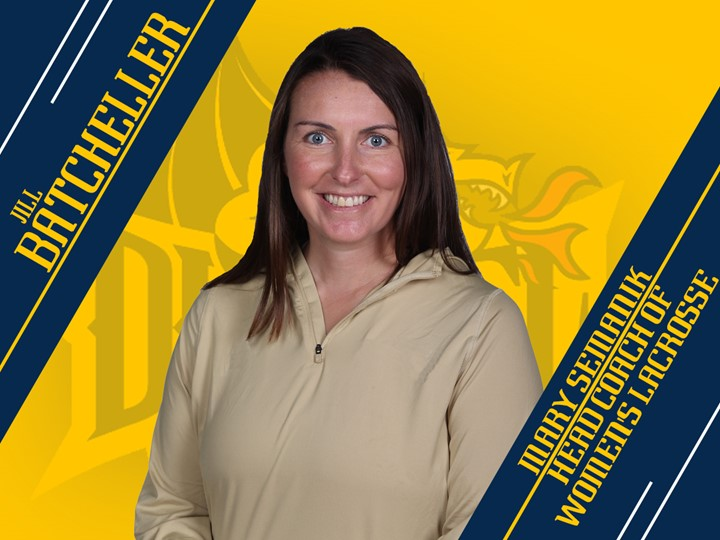 Jill Batcheller (Photo by the Drexel Dragons)