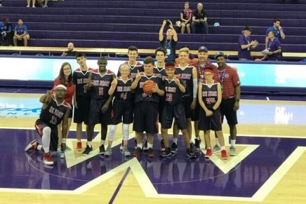 Team New Jerseys wins Unified Basketball Championship