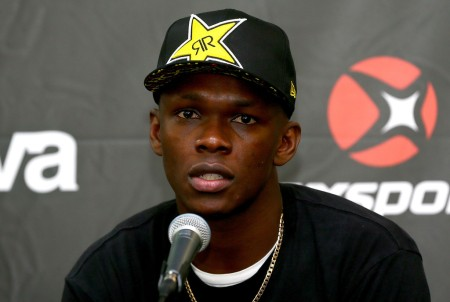 Israel Adesanya (Getty Images)
