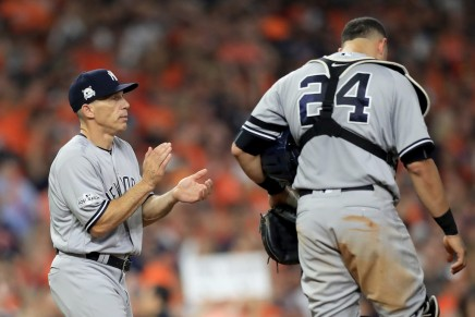 Girardi is the front-runner for the Cardinals job