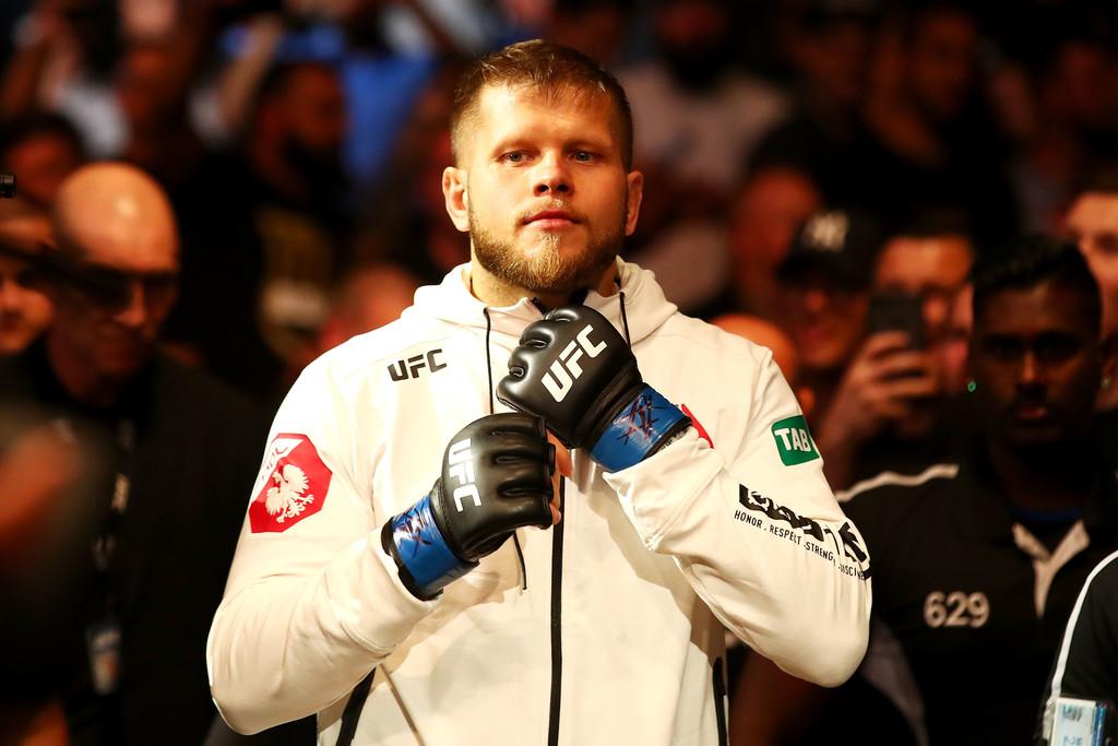 UFC news: Alexander Volkov returns to the Octagon at UFC 267 in Abu Dhabi