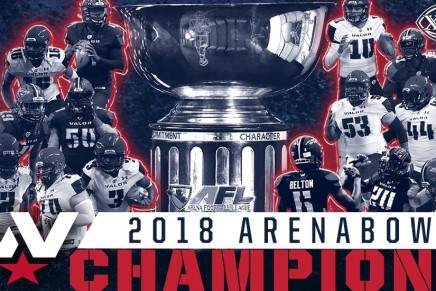 Valor defeats Brigade to win ArenaBowl XXXI