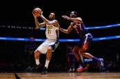 Wilson Chandler is seen here playing with the Denver Nuggets against the Phoenix Suns (Getty Images)