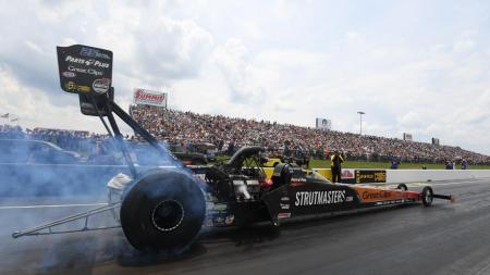 Strutmasters.com joins Clay Millican's Top Fuel team in 2019