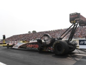 Top Fuel pilot Billy Torrence claims first No. 1 qualifier of career