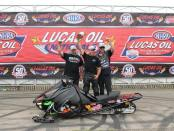 Glenn Hall continues his dominance at Brainerd International Raceway