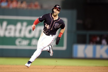 Nationals' Harper claimed offwaivers