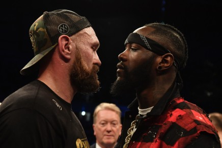 Wilder to face Fury in next bout