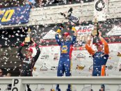Alexander Rossi wins the ABC Supply 500 at Pocono Raceway