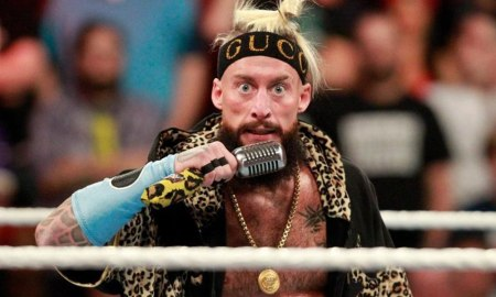 Enzo Amore says he'll never wrestle again