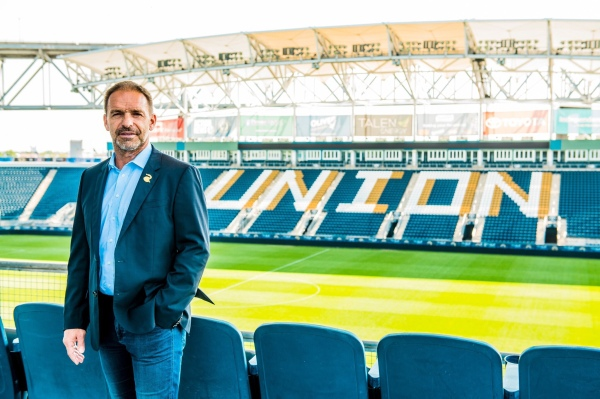 Ernest Tanner has been named the Philadelphia Union's new Sporting Director