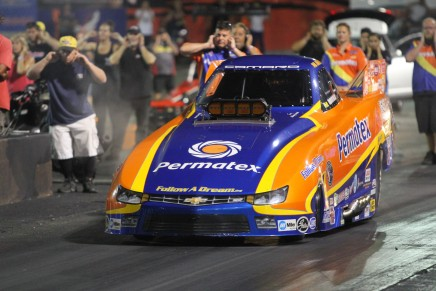 Burkhart Jr. wins back-to-back at Atco Dragway