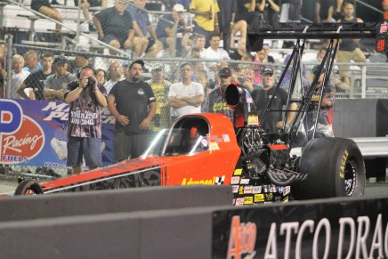 Hart wins third straight at Atco Dragway with win over Fricke