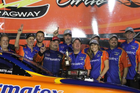 Phil Burkhart Jr. gets his first NHRA Northeast Division win in 2018