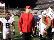 Maryland head coach D.J. Durkin had one of his freshman players die