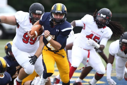 TCNJ Lions mauled by Frostburg State Bobcats in their home opener