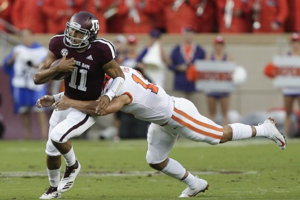 Video: Highlights from Clemson, Texas A&MGame