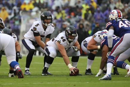 Flacco has big game, as Ravens dominateBills