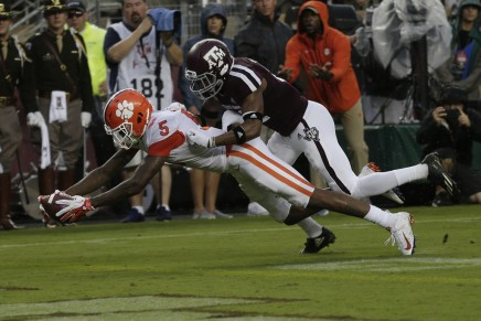 No. 2 Clemson escapes with a win at KyleField