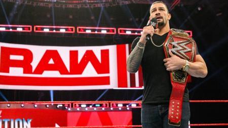 Universal Champion Roman Reigns announces he has leukemia