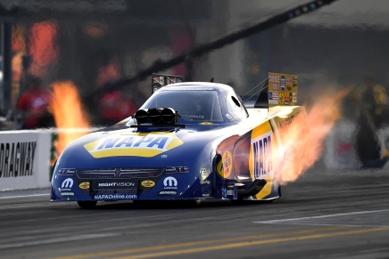 Capps is provisional Carolina Nationals FC leader on Friday in Concord,NC
