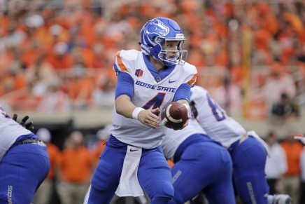 Rypien throws 4 TDs in Broncos big win over Rams