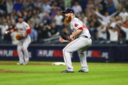 Red Sox send the Yankees packing with series clincher