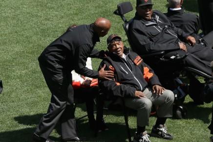Giants legend Willie McCoveydies