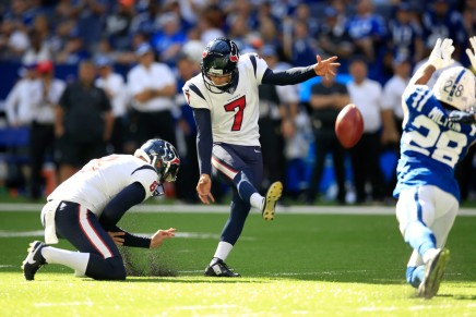 Fairbairn makes 36-yard FG for Texans OT win