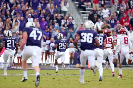 Horned Frogs' Turpin arrested for domesticincident