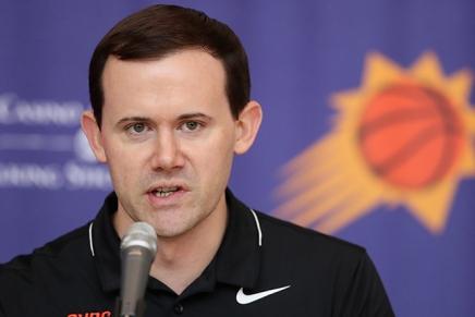 Suns fire GM RyanMcDonough