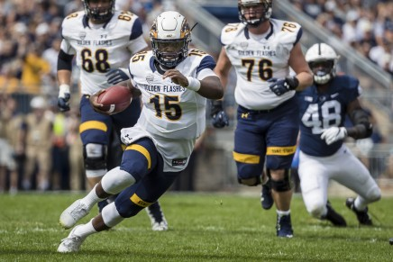 Golden Flashes defeat Falcons for secondwin