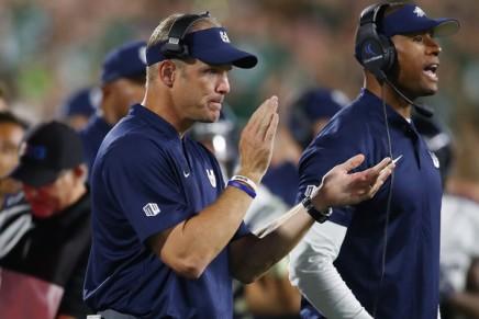 Texas Tech hires Matt Wells as headcoach