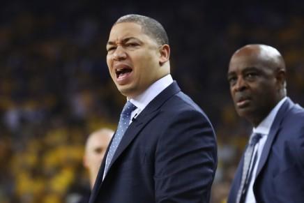 Drew officially named Cavaliers interim headcoach
