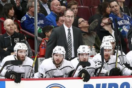 Kings fire head coach JohnStevens