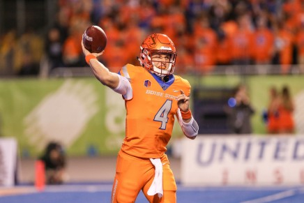 Boise State escapes with a home win over No. 23 Fresno State