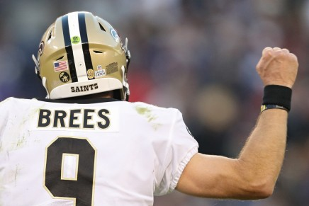 Saints go for ten straight on Thanksgiving against the Falcons