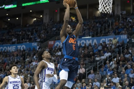 Thunder's Diallo avoids serious injury