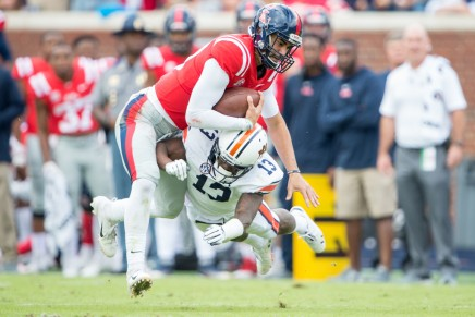 Rebels will attempt to end four-game skid onThanksgiving