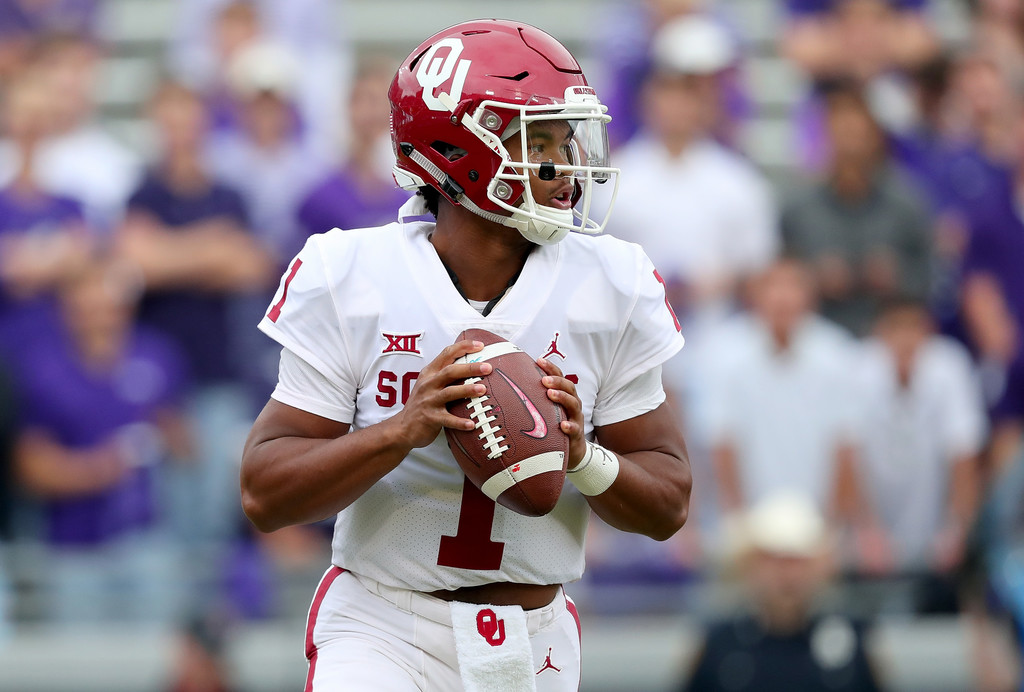 Oklahoma outlasts West Virginia to advance to Big 12 championship